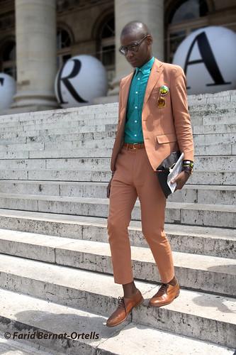 Fashion Week -mode masculine /printemps été 2013-Men's fashion SS 2013-Paris