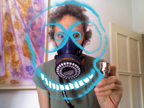 eumaskW by Manuela Gandra