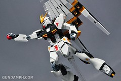 Robot Damashii Nu Gundam & Full Extension Set Review (75)