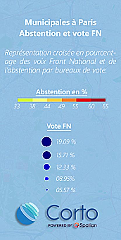 14c28 París Geografía voto FN es geografía del París popular Uti 415