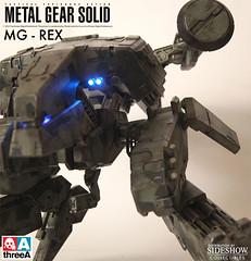 ThreeA Toys MG 1-48 METAL GEAR REX (3)