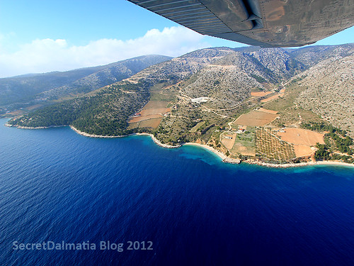 Southern beaches of Brac