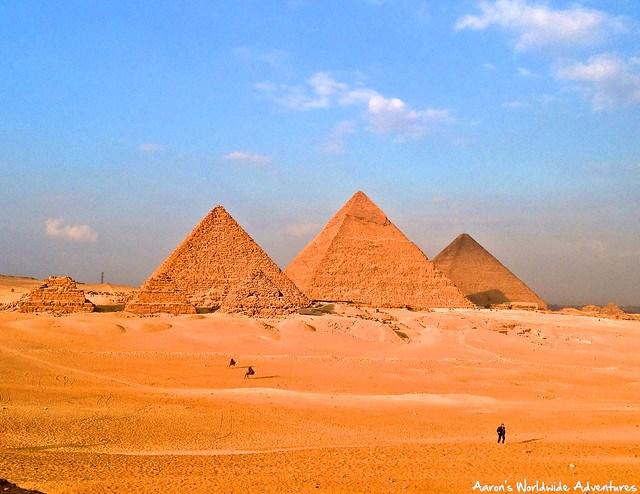 Great Puyramids of Giza