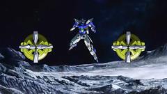 Gundam AGE 4 FX Episode 42 Girard Spriggan Youtube Gundam PH (19)