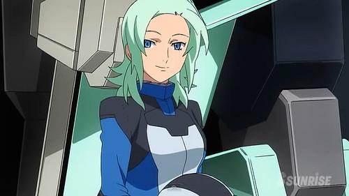 Gundam AGE 4 FX Episode 42 Girard Spriggan Youtube Gundam PH (55)
