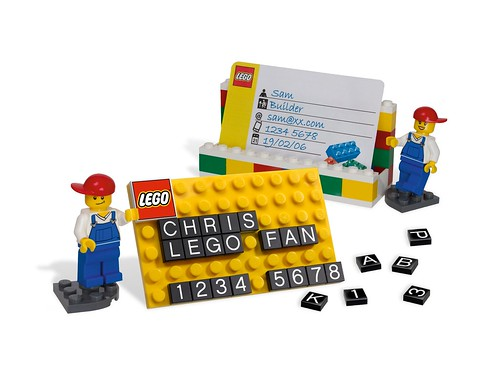 850425 Desk Business Card Holder