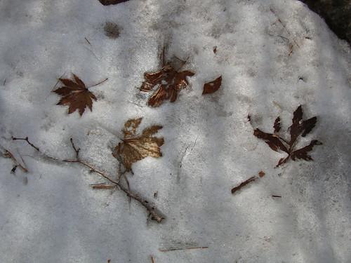 Schnee im April by Jens-Olaf