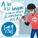 Particip la Swimathon Cluj