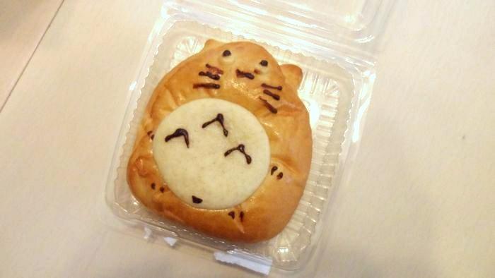 Totoro bread