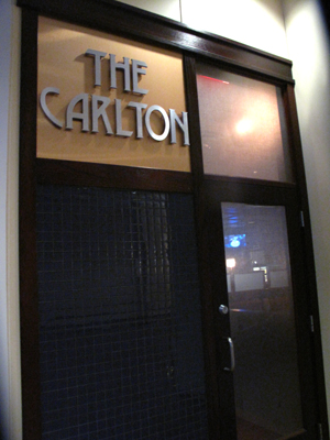 Restaurant Week: The Carlton