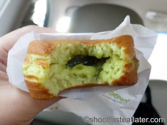 Mr Bean - kaya pancake P75