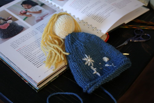 blueberry doll half