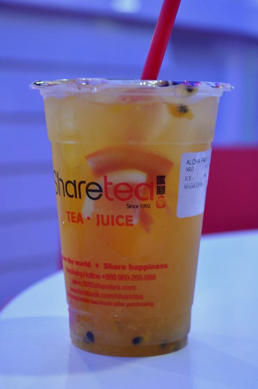 Aloha Fruit Tea