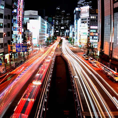 Day 174/366 : Koshu-kaido Stream by hidesax
