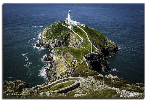 South Stack Lighthouse Anglesey North Wales UK [Explored #28]