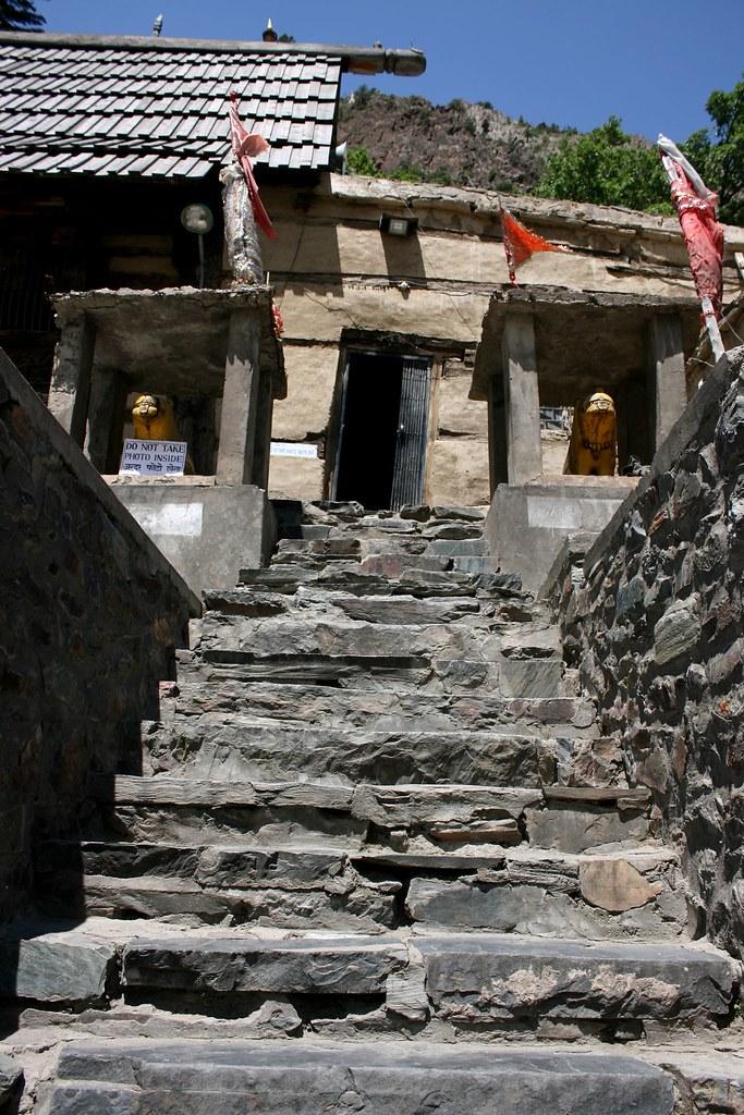 Udaipur Temple, HP