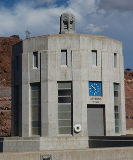 Arizona Pump tower - not sure why there is a time difference!