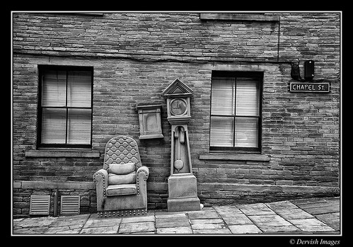Bradford Aug 0008 B&W by Dervish Images