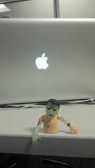 apple + zombie