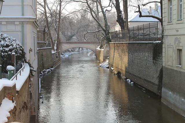 Čertovka Kanal