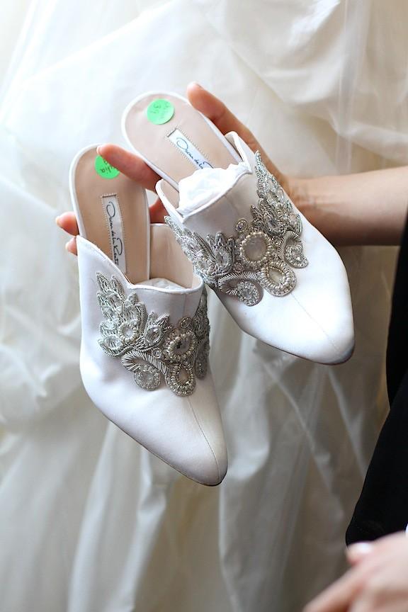 Oscar de la Renta Bridal 2013 42