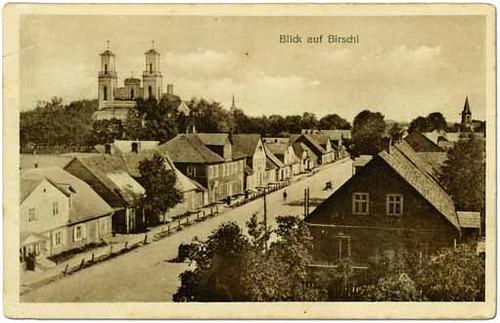 birzai-WW I