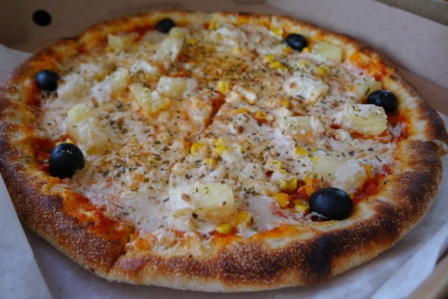Karma Free Pizza Co, Harrow