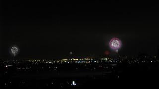 San Diego Fireworks 2010