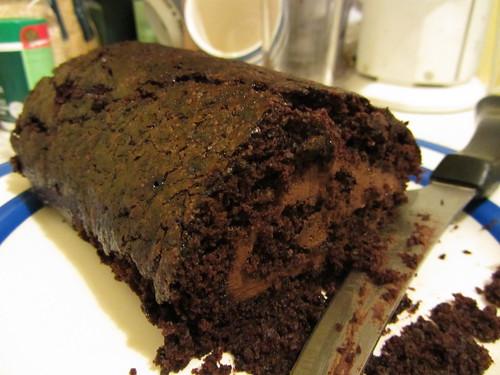 chocolate swiss roll no.5