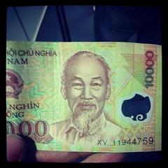 สวัสดีครับลุงโฮจิมิน. ประเทศของลุงเจ๋งมากครับ ครั้งหน้าจะกลับมาอีก หวังว่าผมจะได้มาเปิดบริษัทที่ประเทศลุงนะครับ #PomVN