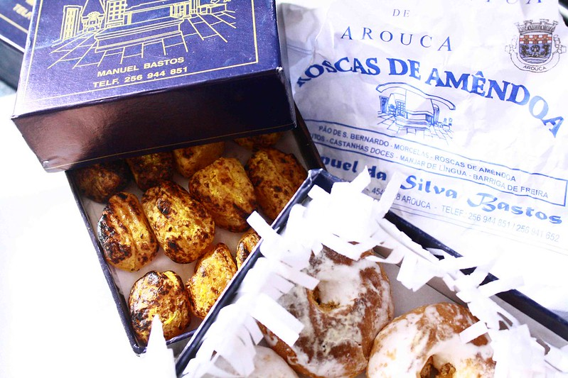 Sweets from Arouca, Portugal