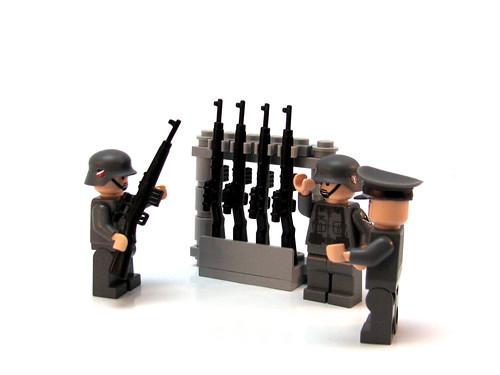 Gewehr 43 of BrickArmy