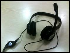 Logitech USB headset
