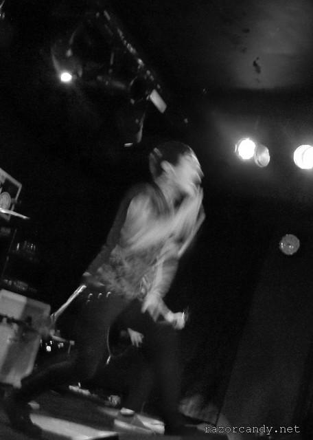 Silent Screams - barfly - 24th January, 2012 (2)