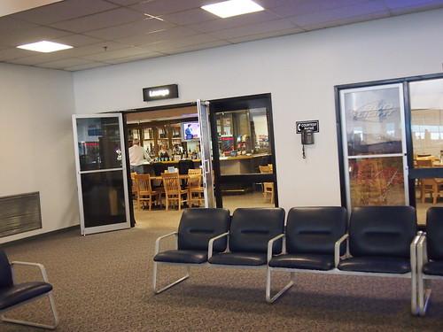 Bangor Airport by Jzimbabwe