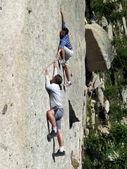 Rock Climbing Dare Devils
