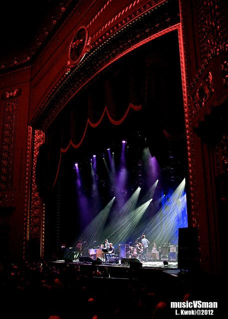 Band of Horses @ Peabody Opera House