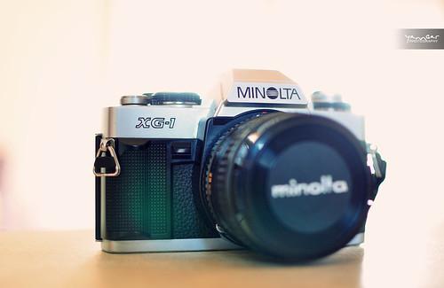 Minolta XG-1 by YannGar Photo in Lausanne