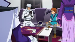 Gundam AGE 3 Episode 38 Kio The Fugitive Youtube Gundam PH (11)