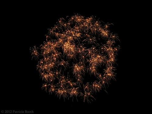 Day 185 Neighborhood Fireworks by pixygiggles