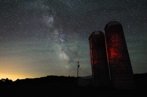 Milky Way - Silos