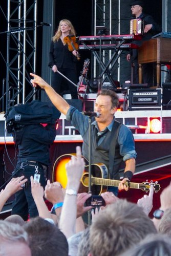 25 Bruce in ministage Oslo