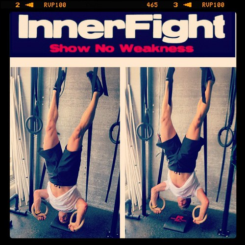Work in progress #new #skills #ring #handstand #pushups #smashlife #fun #innerfight