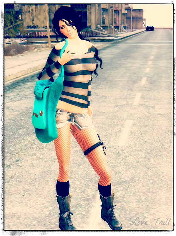 Fabulously Free in SL - DSLH