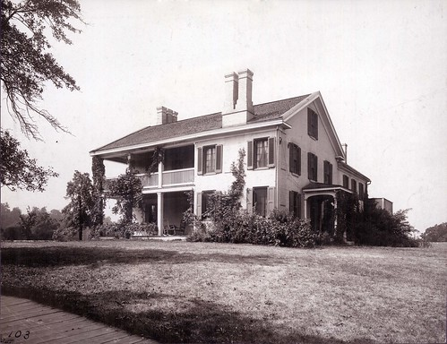 Patterson Homestead, Dayton, Ohio by Dayton Metro Library Local History, on Flickr