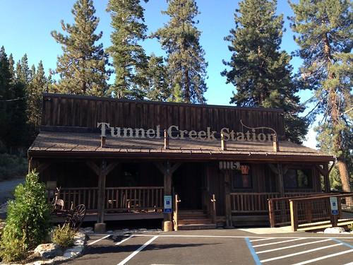 Tunnel Creek Station Cafe