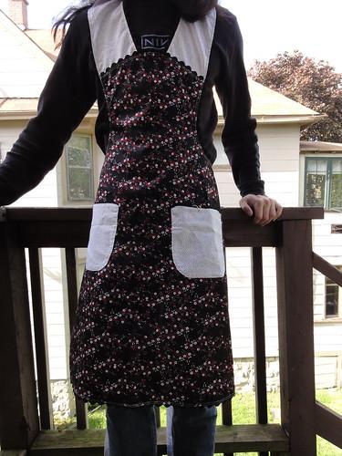 1930s style apron