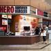 Hero Certified Burgers - the restaurant