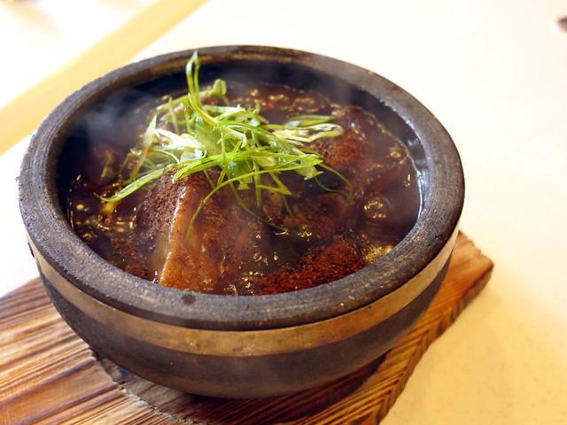 Chow Fun- coffee beef hotpot P275