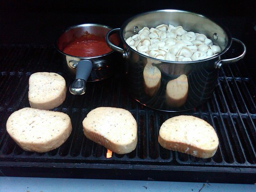 Pasta On The Grill by Cherih87